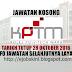 Jawatan Kosong Kolej Poly-Tech MARA (KPTM) - 28 Oktober 2016