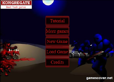 Play Invasion from Hell Online Game
