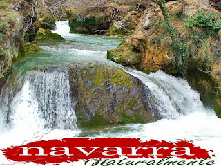 Nacedero del Urederra La Cascada del Jabali Baquedano  Navarra  www.nacederourederra.es
