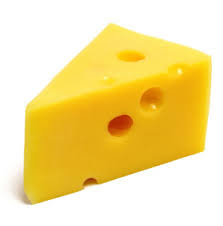 Holey cheese