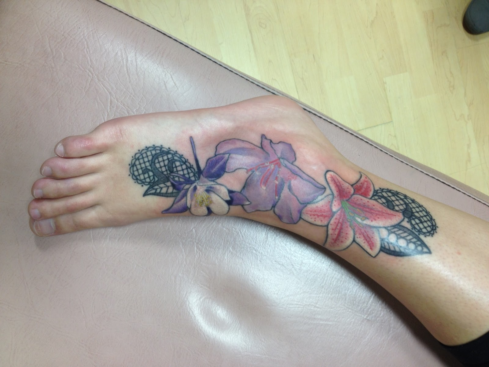 Museum peoples tattoos transitions and flowers i got this tattoo to mark several important transitions and periods in my life i started a graduate degree program in ecology it was an interdisciplinary izmirmasajfo