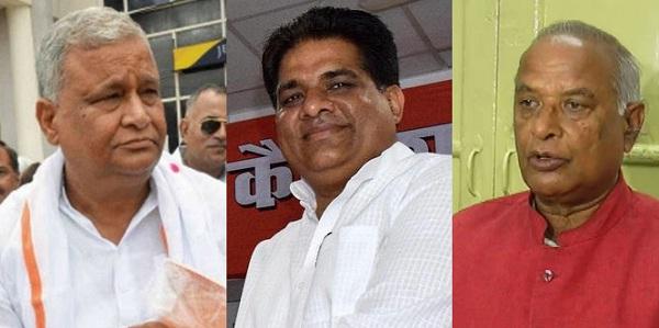 jaipur, rajasthan, kirodi lal meena, bhupendra yadav, madan lal saini, bjp candidates, rajya sabha candidates rajasthan, bjp candidates of rajya sabha