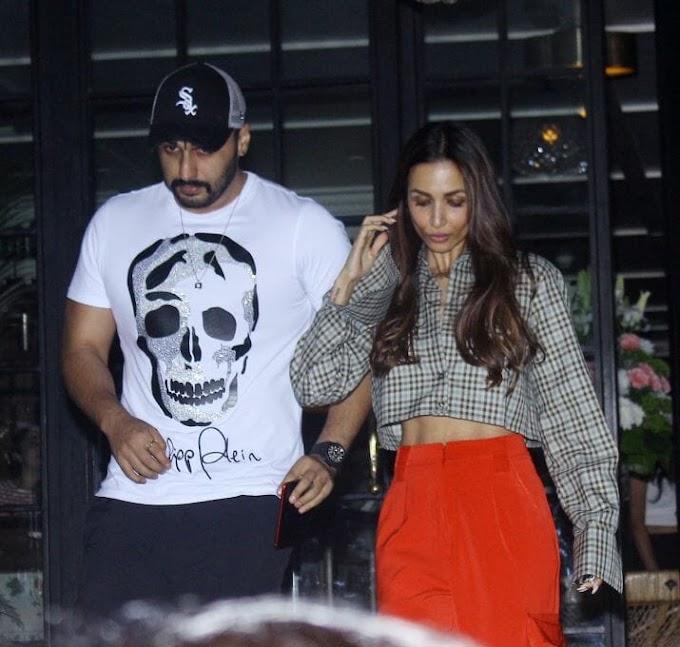 Latest Bollywood News- Malaika Arora Praises Childhood Picture of Boyfriend Arjun Kapoor on Instagram