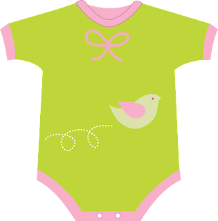 Baby Bodies of the Baby on the go Clipart.