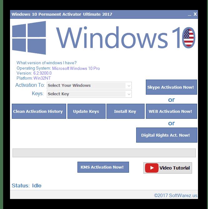 activator windows 10 pro