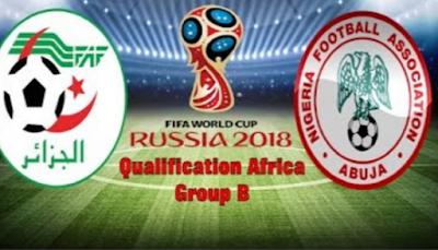 نتيجة واهداف  مباراة الجزائر ونيجيريا فى تصفيات كأس العالم algeria vs nigeria