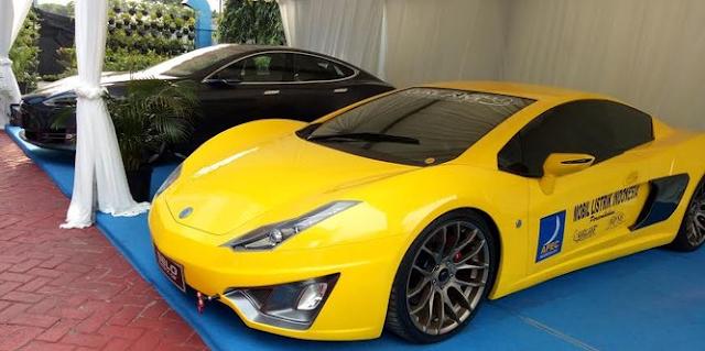 Di negeri Paman Sam produksi mobil listrik dalam setahun kini mencapai 700 ribu unit