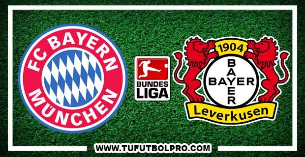 Ver Bayern Munich vs Bayer Leverkusen EN VIVO Por Internet Hoy 26 de Noviembre 2016