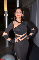 Pranitha Subhash in a skin tight backless brown gown at 64th Jio Filmfare Awards South ~  Exclusive 076.JPG