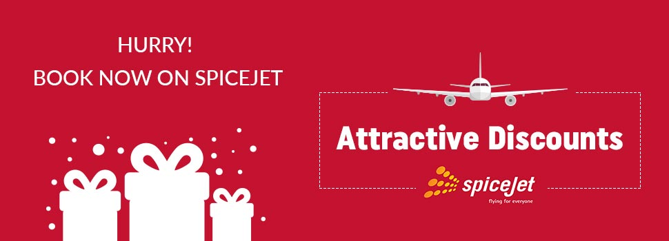 aksharonline com: Attractive Discounts on Spicejet and GoAir