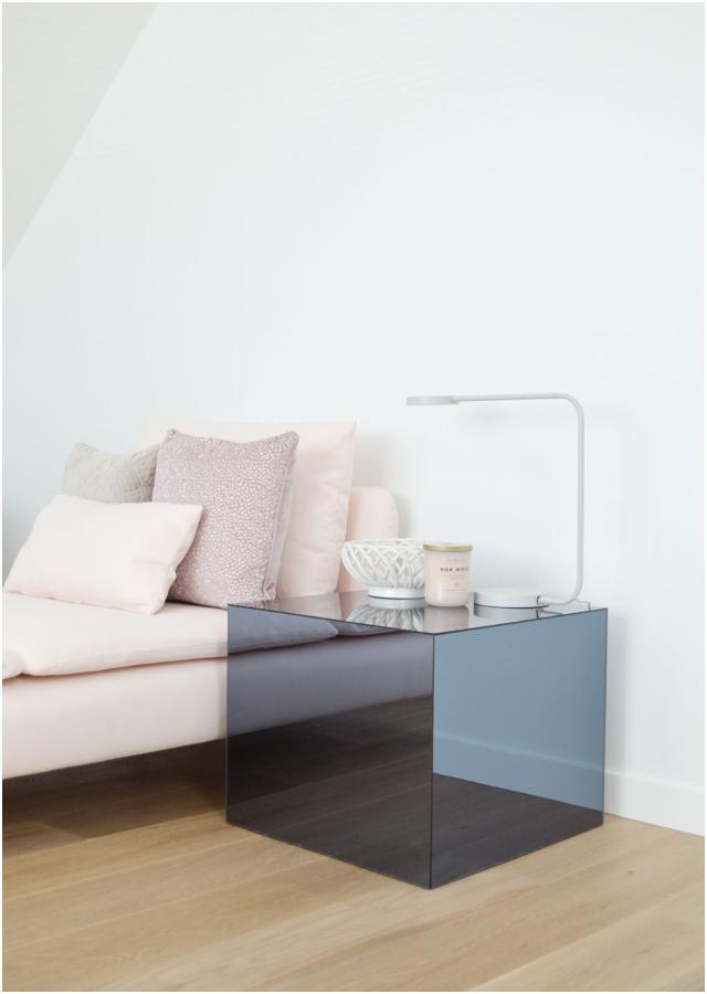 Ikea Hack, mesa de 10? convertida en una pieza de diseño