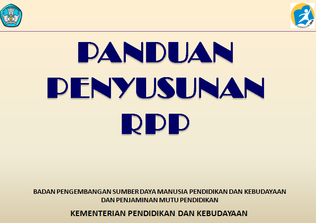 Download Pedoman Penyusunan RPP Versi Terbaru 2018