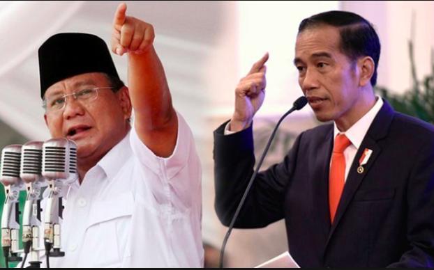 Jokowi Menang Pilpres 2019,Prabowo diharapkan Tak Larut dalam Kesedihan