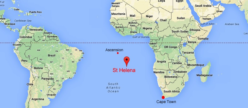 St Helena On World Map.Robert Tonge A Total Failure Mas In The Cemetery