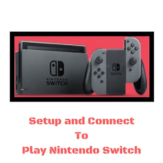 Nintendo Switch Won'T Connect To Tv