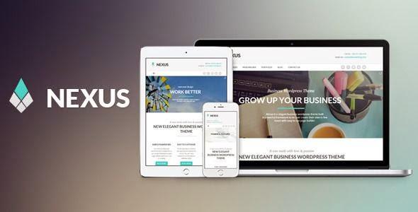 Best Elegant Business WordPress Theme