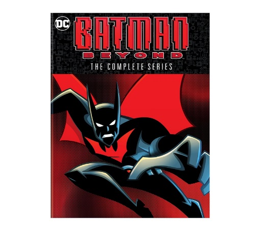 Top 20 Things on my Batman Wishlist Batman Beyond Complete series dvd Terry