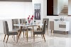 Móveis modernos de salas de jantar