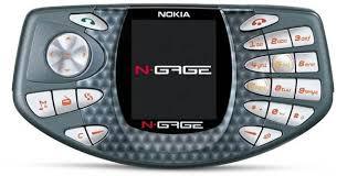Handphone Aneh Nokia N-Gage