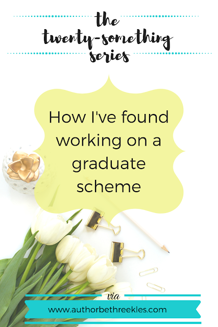 Since leaving uni, I started on two graduate schemes - one more successful than the other. In this post, I share my experiences and how I've benefitted from it.