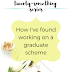 The Twenty-Something Series: How I've found working on a graduate scheme