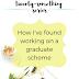 The Twenty-Something Series: How I've found working on a graduate scheme