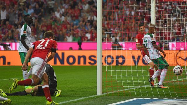[Video] Cuplikan Gol Bayern Munchen 6-0 Werder Bremen (Liga Jerman)