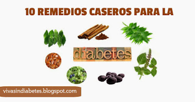 Remedios Caseros para la Diabetes