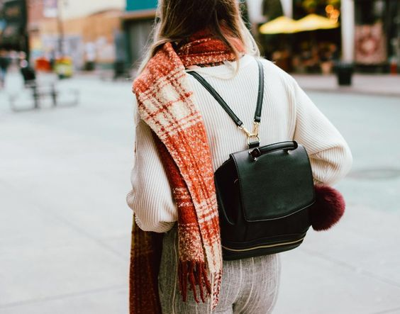 backpack fashion style how wear
