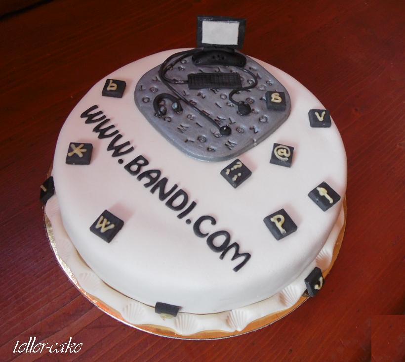 számítógép torta képek teller cake: Számítógépes torta számítógép torta képek