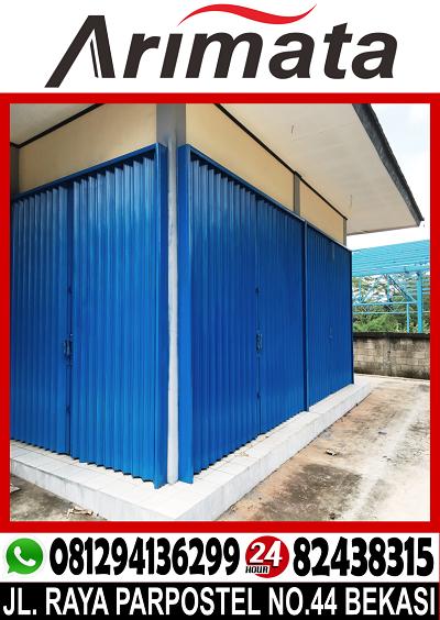 gambar untuk harga folding gate jakarta timur