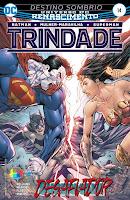 DC Renascimento: Trindade #14