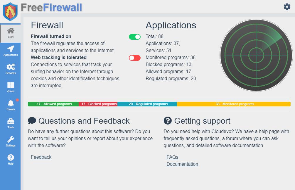 Free Firewall 2.4.0