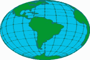 Líneas imaginarias terrestres: paralelos y meridianos