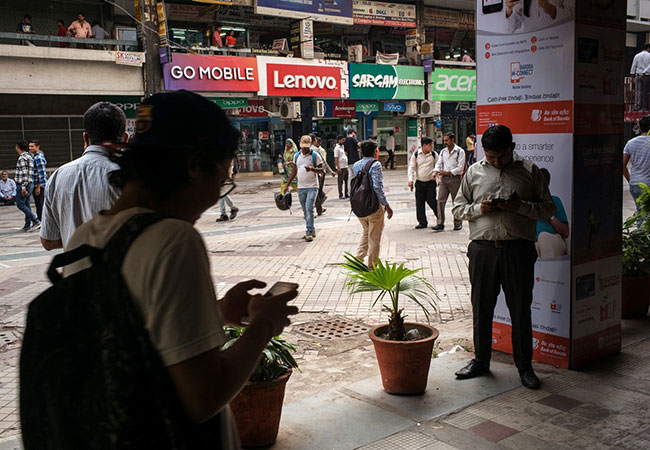 Tinuku US technology giant plans to intensify against data localization in India