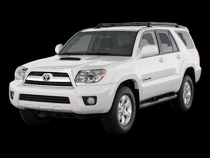 Descarga manual Toyota 4runner 2008 Quick Reference Guide