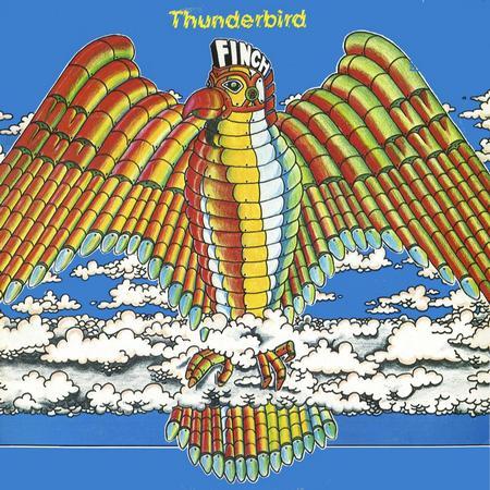 Rock On Vinyl Finch Thunderbird 1976 Bonus Tracks