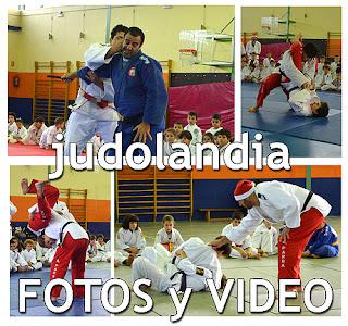 Judolandia Aranjuez - Angel Parra