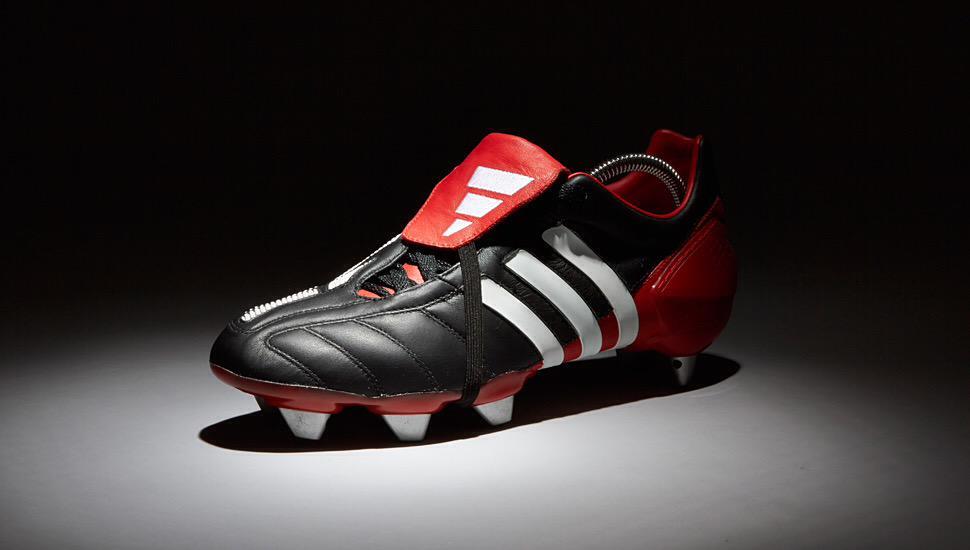 sneakers for cheap 7e1fb 9a2d2 ... low cost ahora usa los adidas predator mania wc 2002un modelo con 13  anos pero que