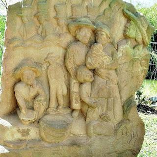 História Colonização Alemã - Motivos pela Saída da Terra Natal, Parque Pedras do Silêncio, Nova Petrópolis