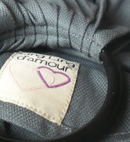 sling LLa anneaux couture épaule porter tissu