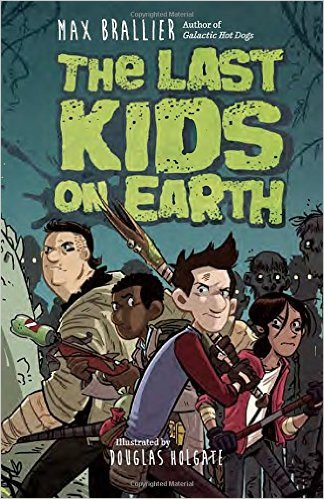 Book for Tween Boy: The Last Kids on Earth