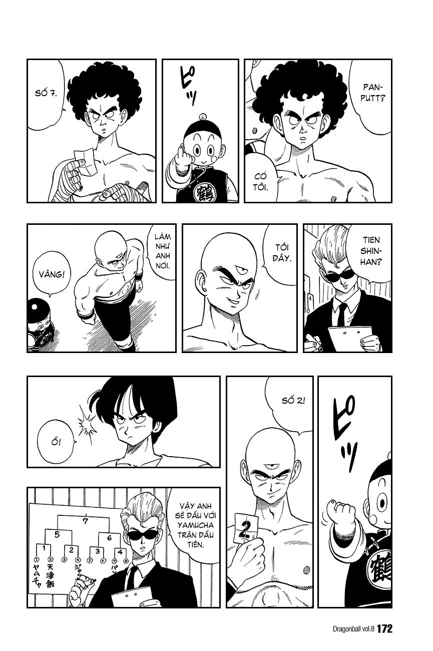 Dragon Ball chap 116 trang 6