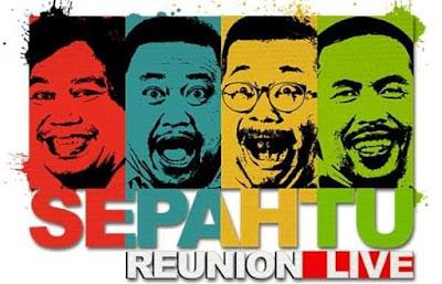 Tonton Sepahtu Reunion Live 2019 Minggu 12