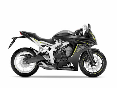 2016 Honda CBR650F ABS  side angle