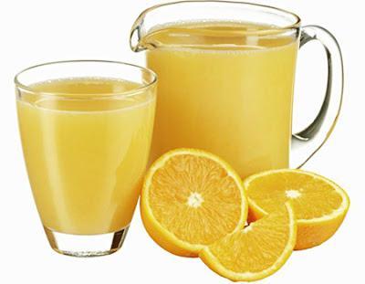 Benefícios dos sucos de frutas