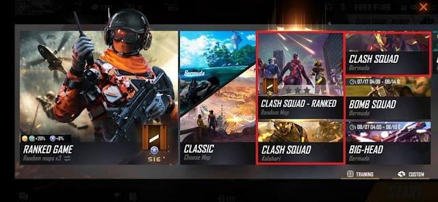 Free Fire'da Clash Squad: Bilmeniz gereken her şey?