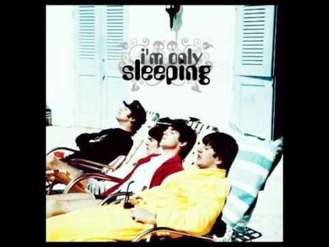The Beatles Im Only Sleeping Chords Lyrics Kunci Gitar
