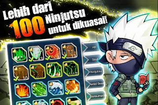Shinobi Rebirt Ninja WAR MOD v1.0.11 Apk + Data Full Karakter Terbaru 2016 4