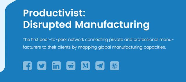 Productivist ICO Review